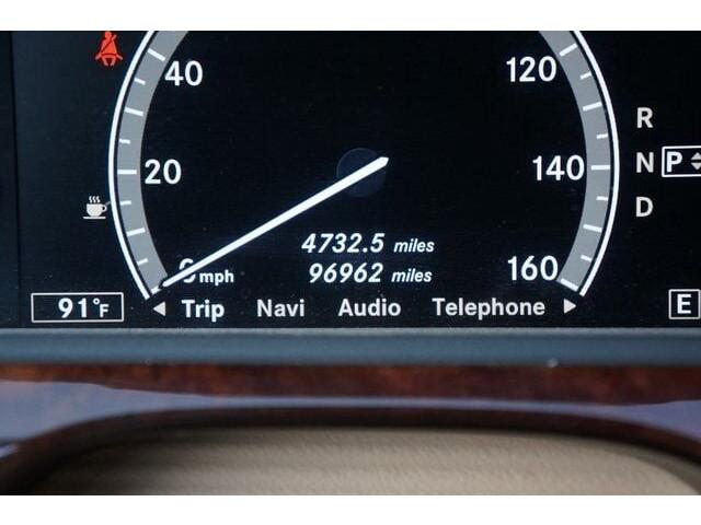 2011 Mercedes-Benz S-Class S 550 Sedan - 504719S - Image 37
