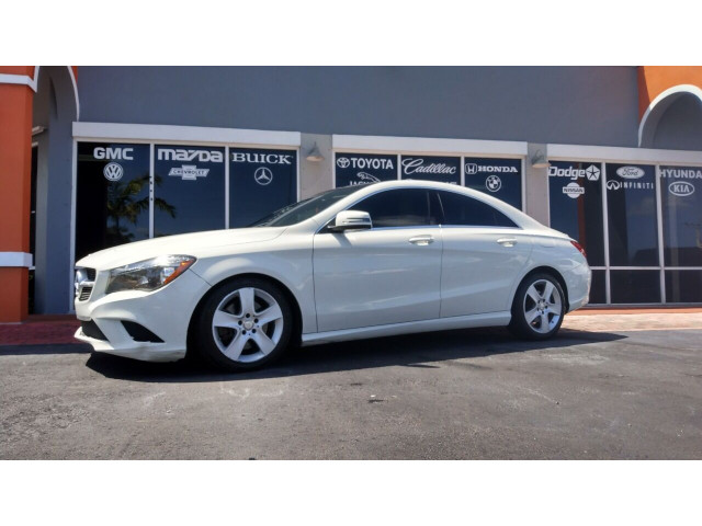 2016 Mercedes-Benz CLA CLA 250 4MATIC Sedan - 388034 - Image 8