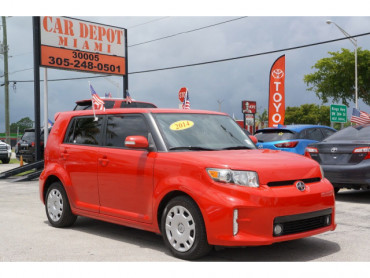 2014 Scion xB Base 4A Wagon - 300088H - Image 1