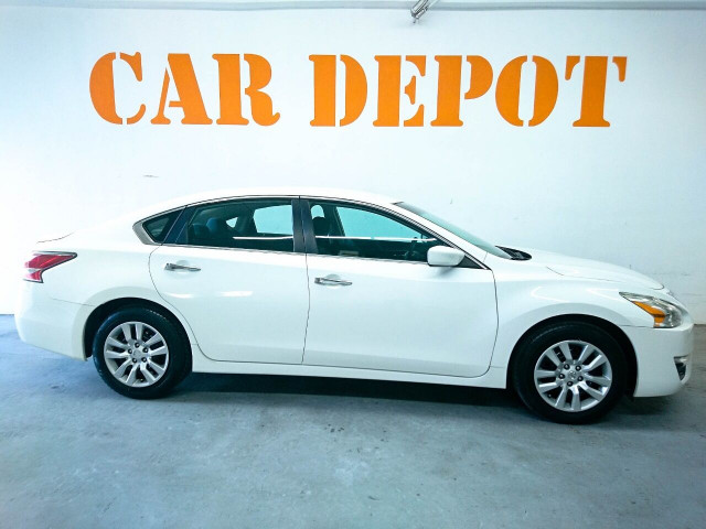 2015 Nissan Altima 2.5 S Sedan - 504501 - Image 2