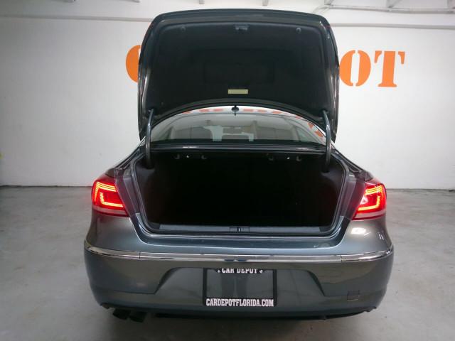 2016 Volkswagen CC 2.0T R Line PZEV 6A Sedan - 504843 - Image 15