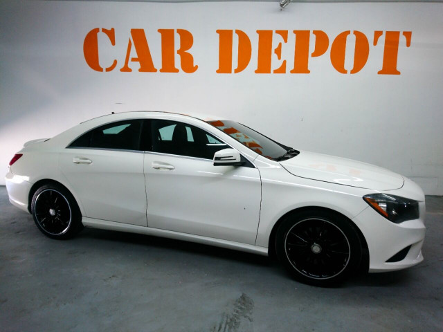 2014 Mercedes-Benz CLA CLA 250 Sedan - 130961D - Image 1