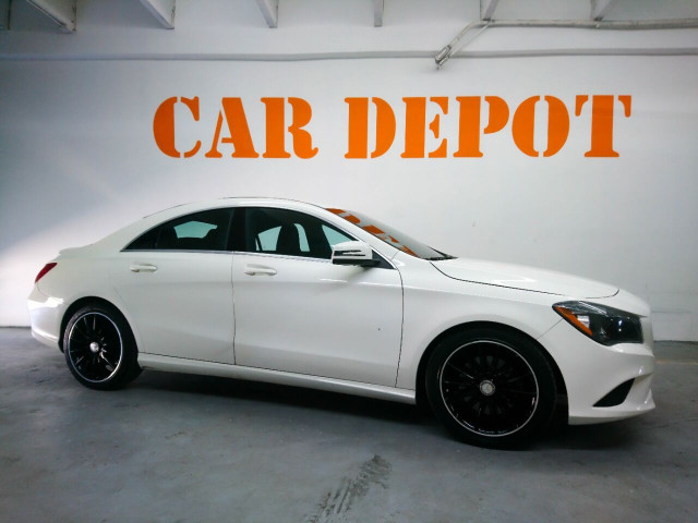 2014 Mercedes-Benz CLA CLA 250 Sedan - 130961D - Image 3