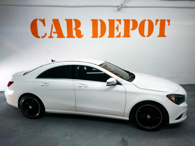 2014 Mercedes-Benz CLA CLA 250 Sedan - 130961D - Image 4