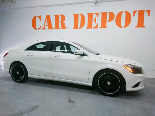 2014 Mercedes-Benz CLA CLA 250 Sedan - 130961D - Image 10