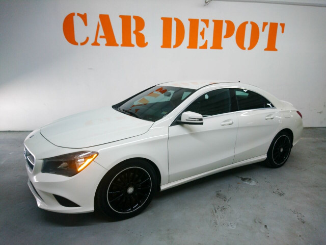 2014 Mercedes-Benz CLA CLA 250 Sedan - 130961D - Image 24