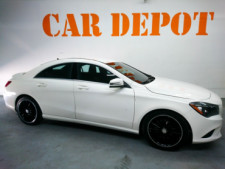 2014 Mercedes-Benz CLA CLA 250 Sedan - 130961D - Thumbnail 2