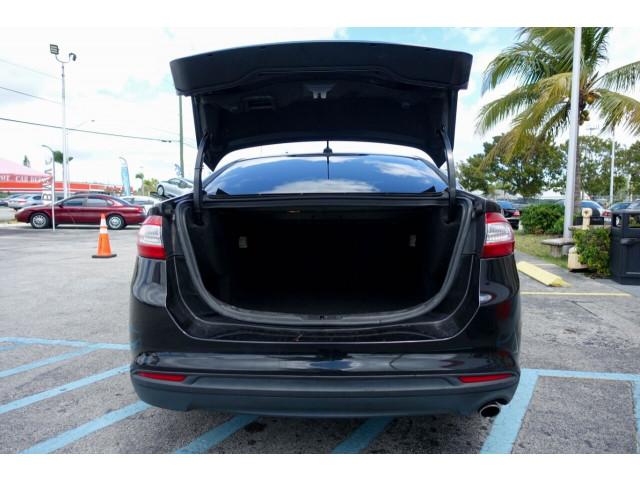 2014 Ford Fusion S Sedan - 380091c - Image 16