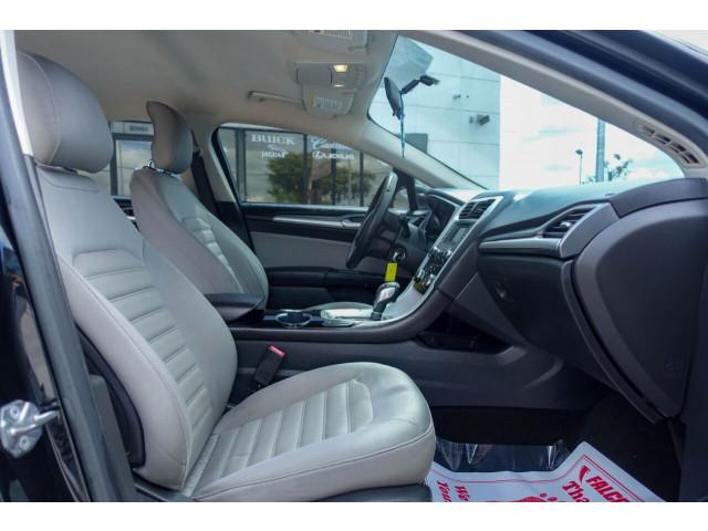 2014 Ford Fusion S Sedan - 380091c - Image 27