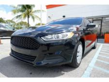 2014 Ford Fusion S Sedan - 380091c - Thumbnail 7