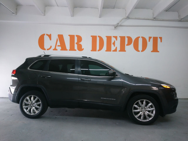 2014 Jeep Cherokee Limited SUV - 505717S - Image 2