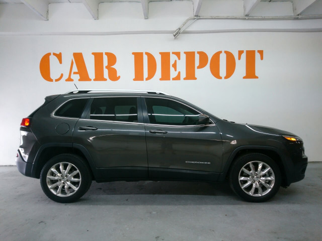 2014 Jeep Cherokee Limited SUV - 505717S - Image 4