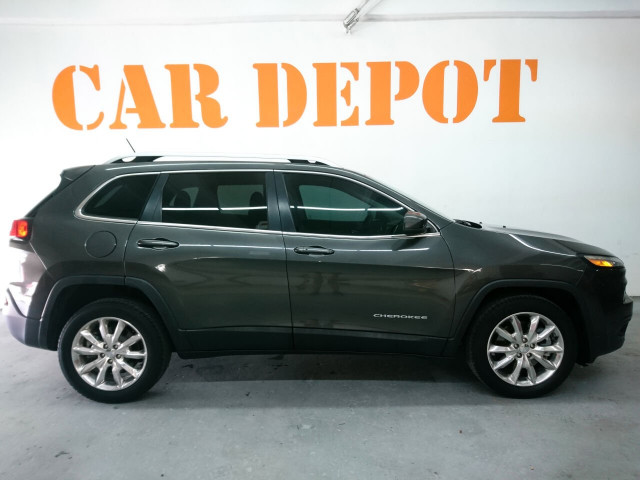 2014 Jeep Cherokee Limited SUV - 505717S - Image 6