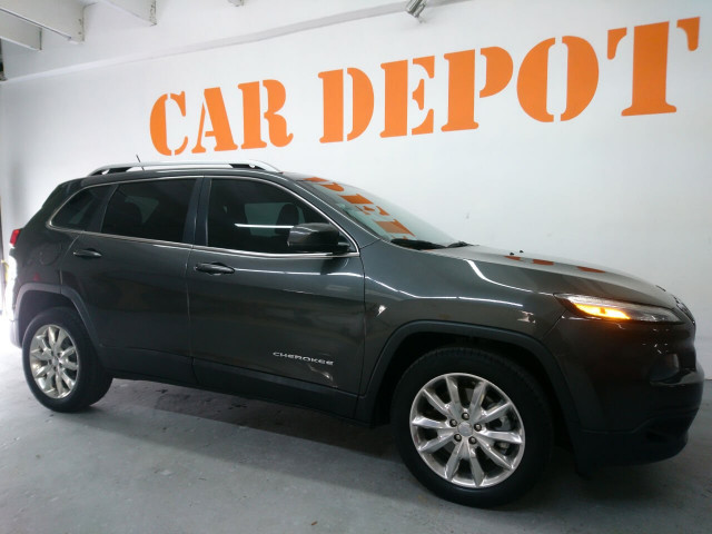 2014 Jeep Cherokee Limited SUV - 505717S - Image 7