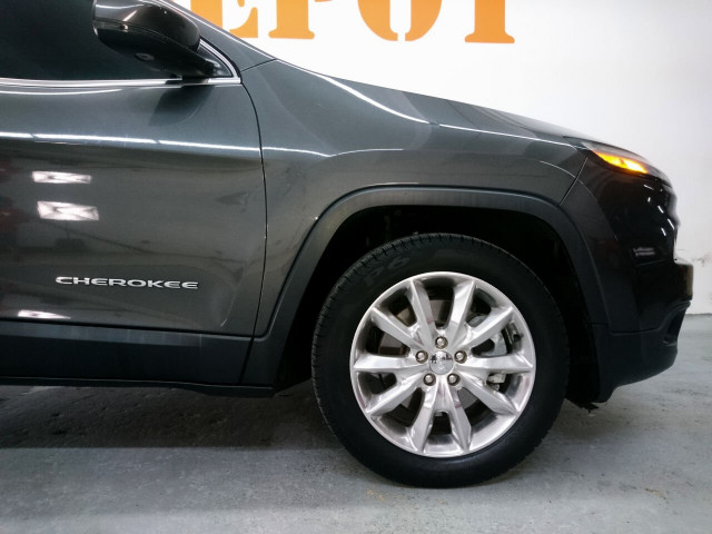 2014 Jeep Cherokee Limited SUV - 505717S - Image 8