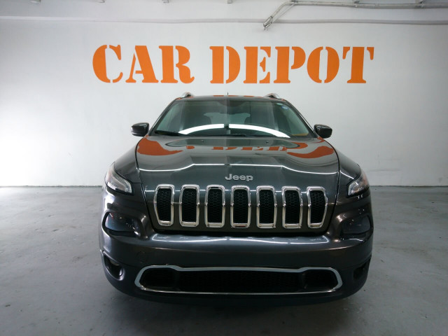 2014 Jeep Cherokee Limited SUV - 505717S - Image 10