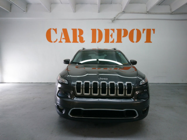 2014 Jeep Cherokee Limited SUV - 505717S - Image 11