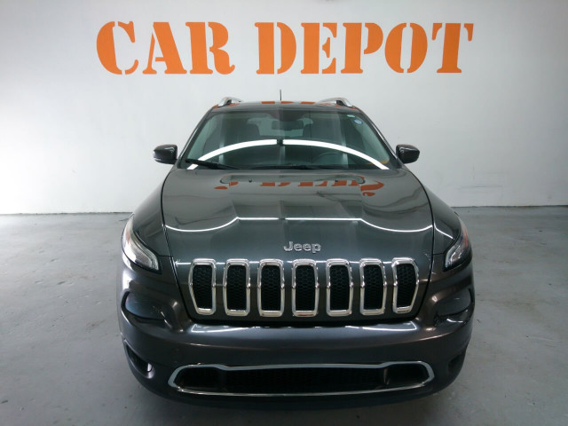 2014 Jeep Cherokee Limited SUV - 505717S - Image 12