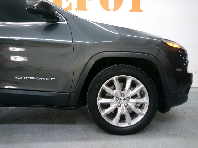 2014 Jeep Cherokee Limited SUV - 505717S - Image 22