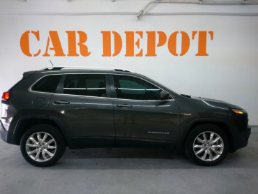2014 Jeep Cherokee Limited SUV - 505717S - Image 1