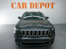 2014 Jeep Cherokee Limited SUV - 505717S - Thumbnail 12