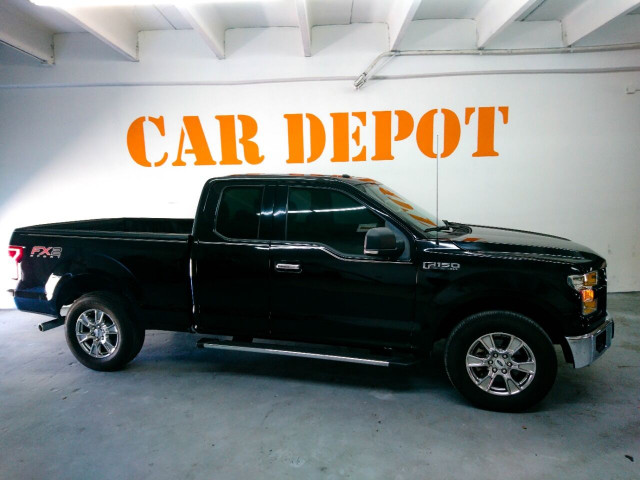 2016 Ford F-150 XLT 4x2 SuperCab 6.5 ft. SB Pickup Truck - A21029D - Image 1