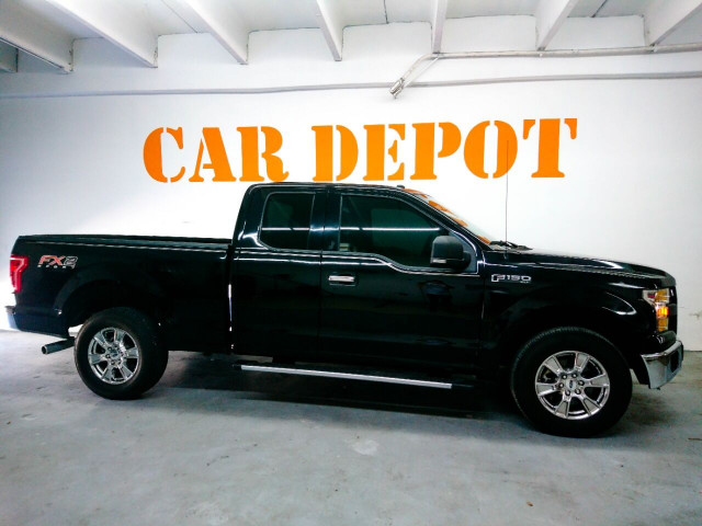2016 Ford F-150 XLT 4x2 SuperCab 6.5 ft. SB Pickup Truck - A21029D - Image 3