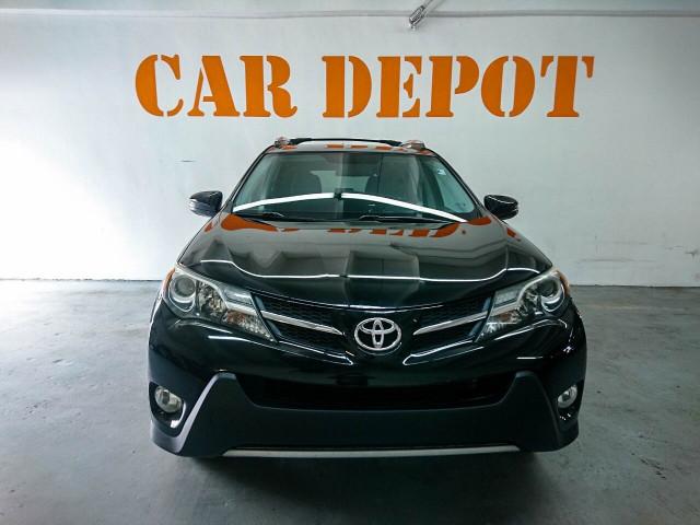 2015 Toyota RAV4 XLE SUV - 504932W - Image 4