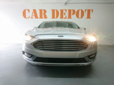 2017 Ford Fusion SE Sedan - 504935W - Thumbnail 4