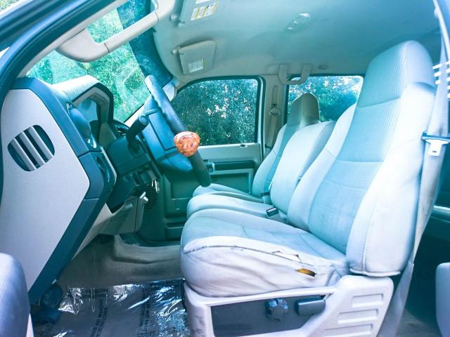 2008 Ford F-350 Super Duty FX4 Crew Cab 4WD LB Pickup Truck - 504874A - Image 11