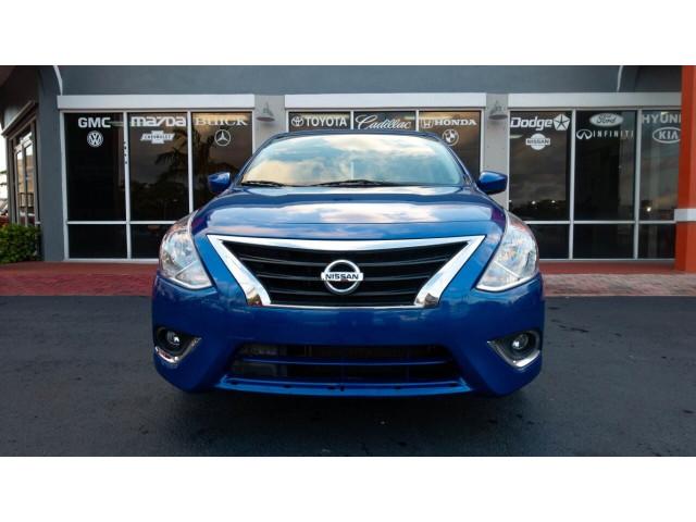 2016 Nissan Versa Sedan - 504015W - Image 36