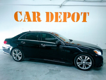 2014 Mercedes-Benz E-Class E 350 Luxury Sedan - 883930D - Image 1