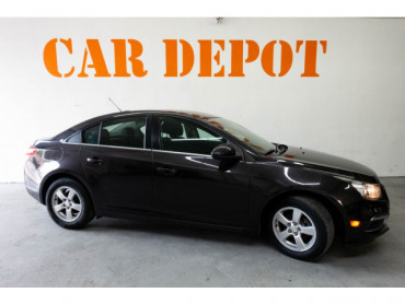 2016 Chevrolet Cruze Limited 1LT Auto w/1SD Sedan - 180365D - Image 1