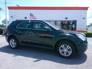 2014 Chevrolet Equinox LS SUV - 504930W - Image 1
