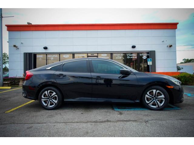 2016 Honda Civic LX Sedan - 029722J - Image 3