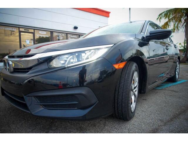 2016 Honda Civic LX Sedan - 029722J - Image 8