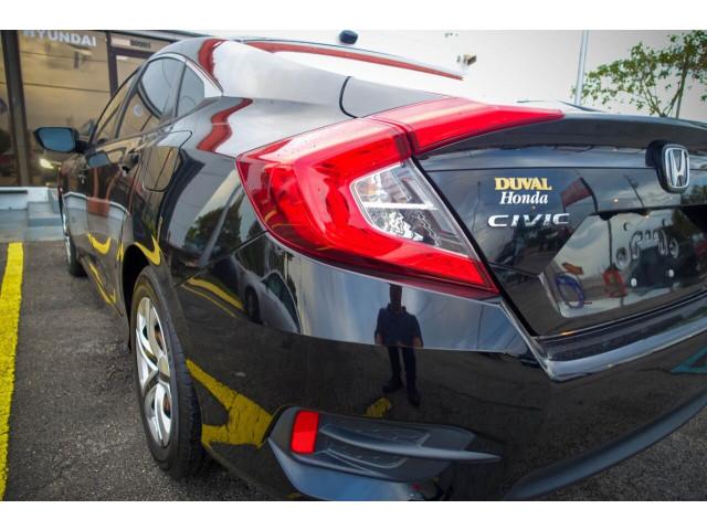 2016 Honda Civic LX Sedan - 029722J - Image 10