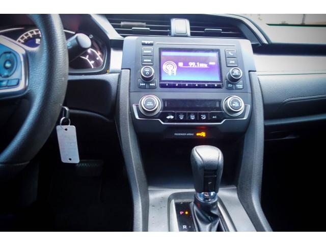 2016 Honda Civic LX Sedan - 029722J - Image 20