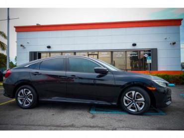 2016 Honda Civic LX Sedan - 029722J - Image 1