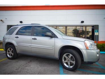 2007 Chevrolet Equinox LS SUV - 048857# - Image 1