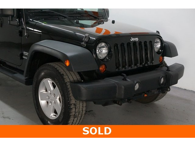 2013 Jeep Wrangler 2D Sport Utility - 203502F - Image 9