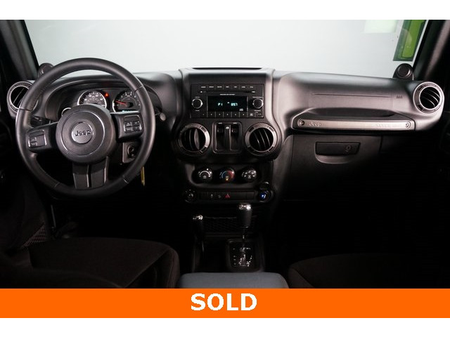 2013 Jeep Wrangler 2D Sport Utility - 203502F - Image 29
