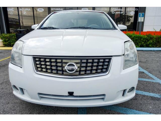 2009 Nissan Sentra 2.0 6M Sedan - 607988C - Image 3