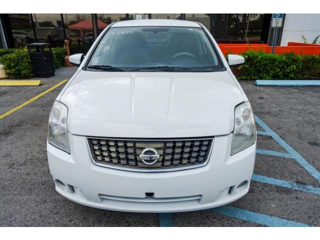 2009 Nissan Sentra 2.0 6M Sedan - 607988C - Image 4