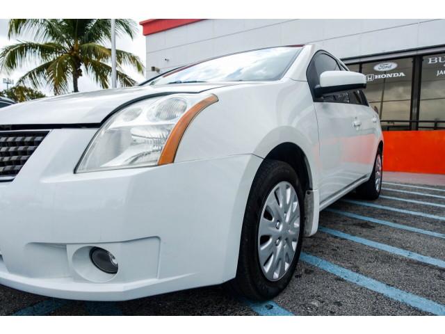 2009 Nissan Sentra 2.0 6M Sedan - 607988C - Image 5