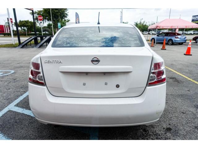 2009 Nissan Sentra 2.0 6M Sedan - 607988C - Image 8