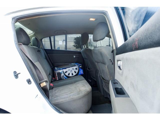 2009 Nissan Sentra 2.0 6M Sedan - 607988C - Image 21