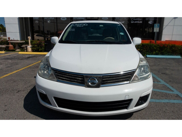 2008 Nissan Versa 1.8 S 4A Sedan - 366159C - Image 9