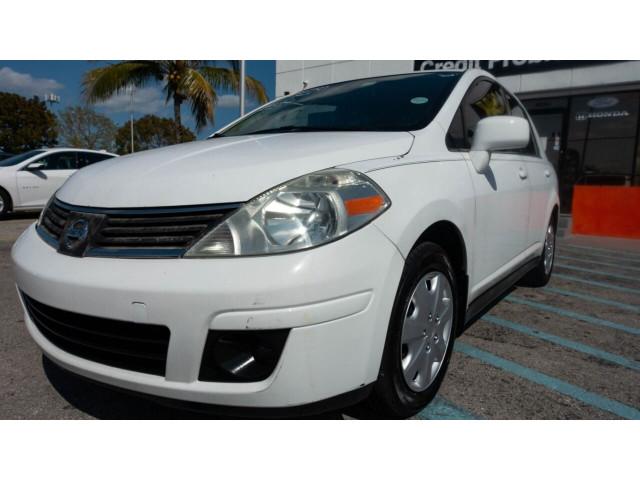 2008 Nissan Versa 1.8 S 4A Sedan - 366159C - Image 11