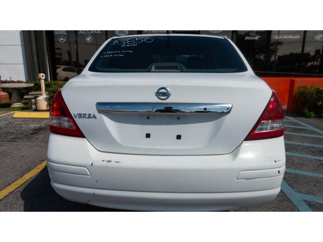 2008 Nissan Versa 1.8 S 4A Sedan - 366159C - Image 15